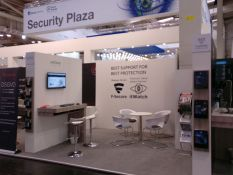 perComp CeBIT Stand