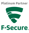 F-Secure Platinum Partner Logo