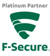 F-Secure Platinum Partner Logo