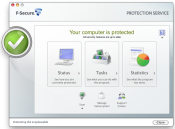 F-Secure PSB Mac Protection Miniscreenshot