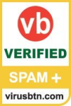 Virus Bulletin VBSpam+ Award